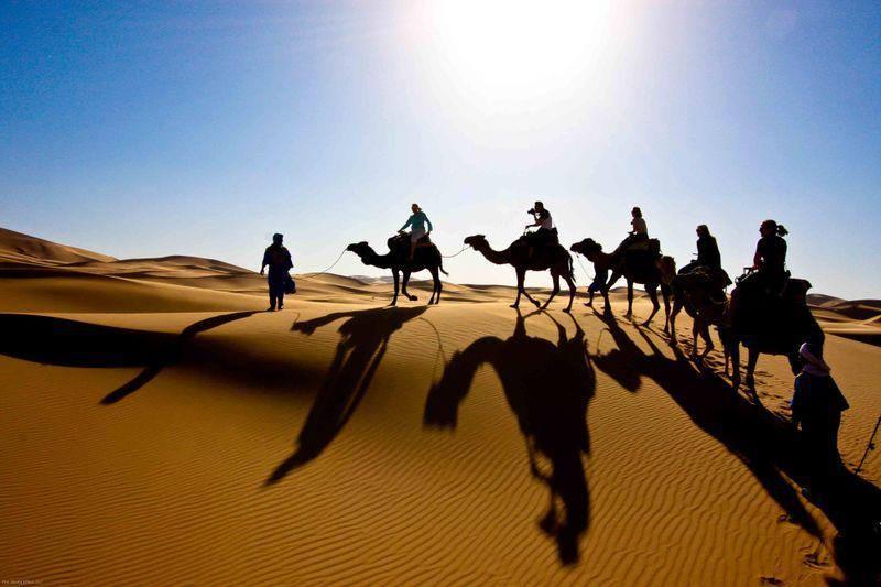 3 Days desert tour from Fes