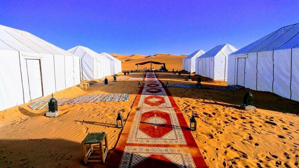 8 day from Casablanca to Marrakech