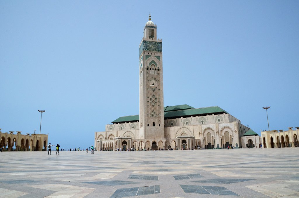 8 day tour from Casablanca