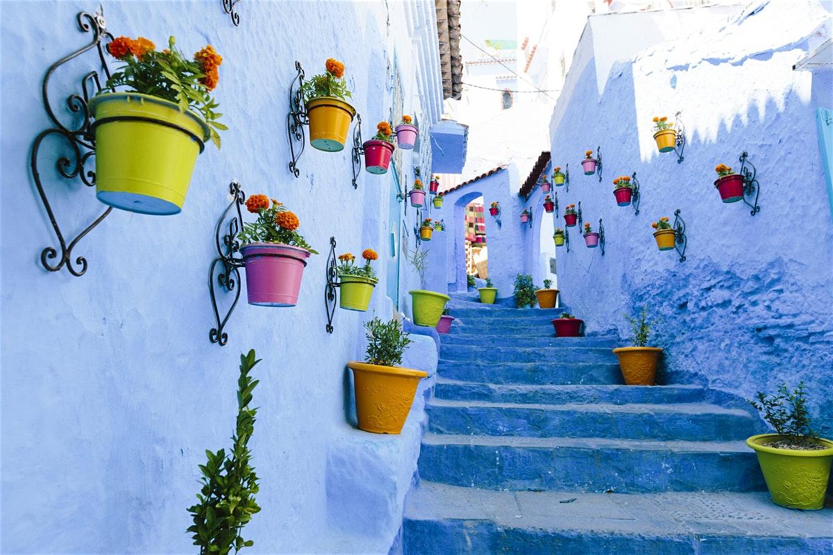 families Morocco travel
