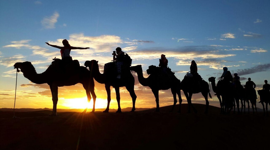 8 day from Casablanca tours
