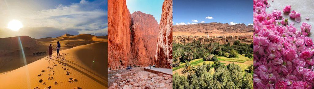 3 dias viaje al desierto desde Fez a Marrakech